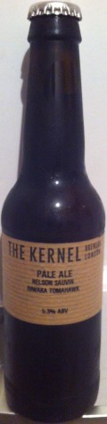 The Kernel Pale Ale Nelson Sauvin Riwaka Tomahawk