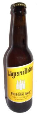 LägereBräu Friesen Pils