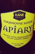 Kane Apiary