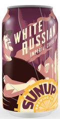 Sun Up White Russian Imperial Stout