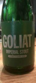 To Øl Goliat Imperial Stout Bourbon Barrel Aged