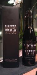 Sigtuna Bourbon Imperial Stout