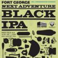 Fort George Next Adventure Black IPA