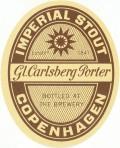 Carlsberg Imperial Stout/Gl. Carlsberg Porter