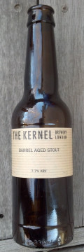 The Kernel Barrel Aged Stout (Glen Spey and Strathmill)