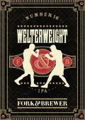 Fork & Brewer Welterweight IPA