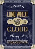 Fork & Brewer Long Wheat Cloud