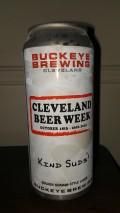 Buckeye CBW 2013 Kind Suds