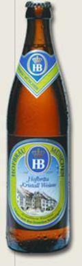 Hofbräu München Kristall Weisse