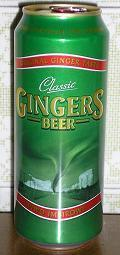 Gingers Beer