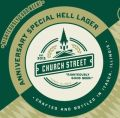 Church Street Anniversary Special Hell Lager