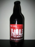 Brutal Brewing Hale To Winter (And The Darkness It Brings)