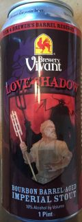 Brewery Vivant Love Shadow