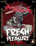 Yria-Guinea Pigs! Angelus Apatrida Fresh Pleasure