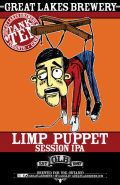 Great Lakes Brewery Limp Puppet