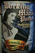 Henniker Working Man's Porter