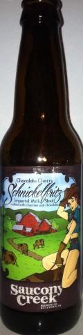 Saucony Creek Schnickelfritz Chocolate Stout