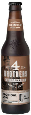 4 Brothers Blended Beer Prodigal Son