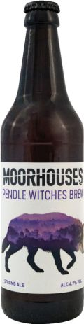 Moorhouses Pendle Witches Brew (Bottle)