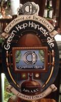 Oakham Green Hop Harvest
