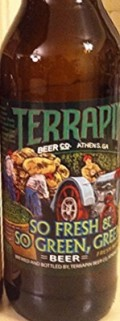 Terrapin So Fresh & So Green Green 2013 (Centennial)