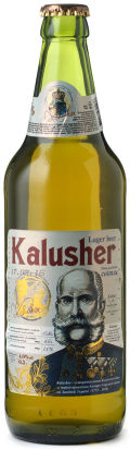 Kalusher Lager Beer 11%