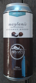 Airways Maylani's Coconut Stout