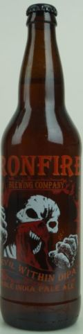 Ironfire The Devil Within Double IPA