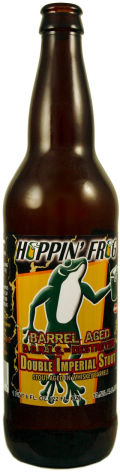 Hoppin' Frog Barrel Aged DORIS The Destroyer