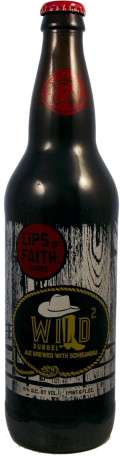 New Belgium Lips of Faith - Wild² Dubbel