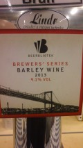 Beerbliotek Brewers' Series Barley Wine 2013
