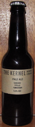 The Kernel Pale Ale Cascade Stella Tomahawk