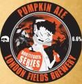 London Fields Bootlegger Series: Pumpkin Ale