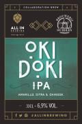All In Brewing / De Molen Okidoki IPA