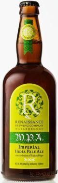 Renaissance Marlborough Pale Ale (MPA) (2013 & Onwards)