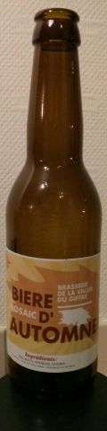 la Vallée du Giffre Biere d'Automne Mosaic