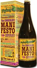 Flying Monkeys The Chocolate Manifesto