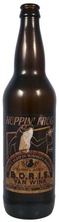 Hoppin' Frog Barrel Aged BORIS Van Wink
