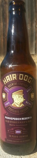Hair of the Dog Pannepooch Reserva