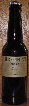 The Kernel Pale Ale Simcoe Amarillo VS