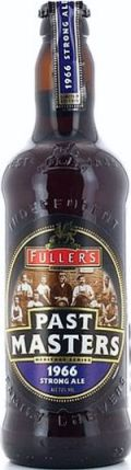 Fuller's Past Masters 1966 Strong Ale