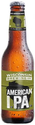 Wisconsin #002 American IPA