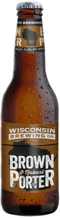 Wisconsin #003 Brown & Robust Porter