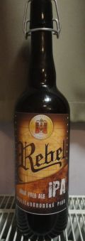 Rebel IPA (Czech Republic)