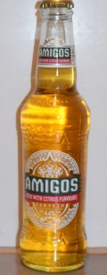 Amigos  Beer With Citrus Flavours