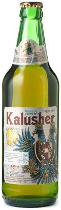 Kalusher Lager Beer 12%