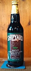Shipyard Mint Chocolate Stout (Pugsley's Signature Series)
