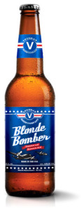 Veteran Beer Blonde Bomber