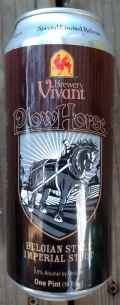 Brewery Vivant PlowHorse
