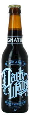 Signature We are Brewers Dark Water